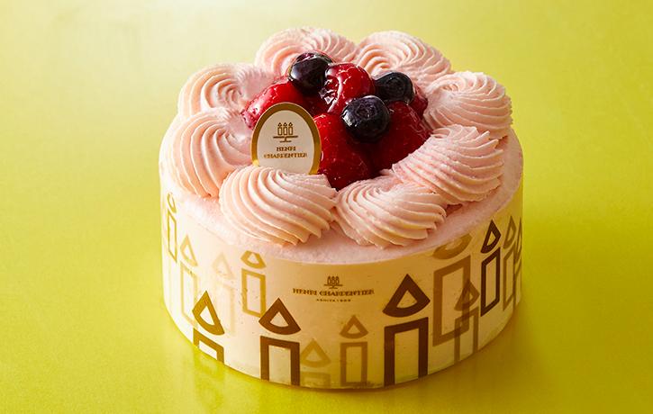 ザ・ショートケーキ<フランボワーズ>|アンリ・シャルパンティエ